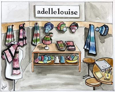 Javits Center Calendar.Adelle Louise At The Javits Center Sat Feb 3 2018 Adellelouise